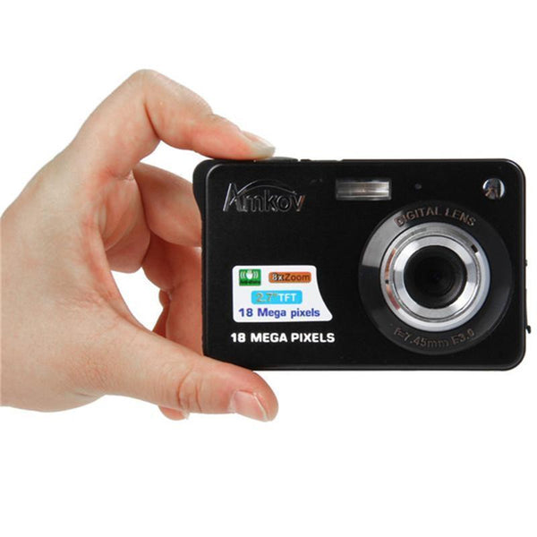 18 Megapixel 720P HD Shoot Digital Camera