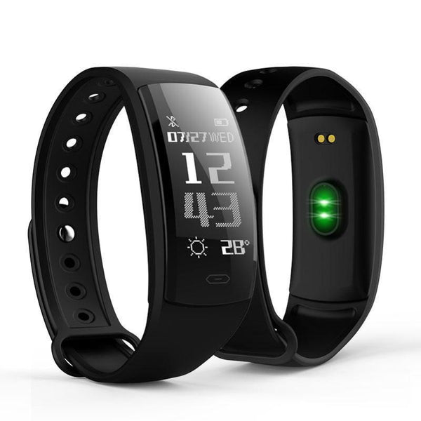 Smart Bluetooth Bracelet Fitness Monitor