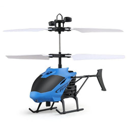 Flying Mini RC Infrared Induction Helicopter