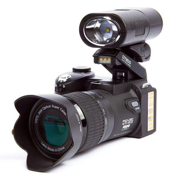Professional Digital Camera 24X Optical Zoom 20MP