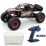 4WD 2.4GHz Radio-controlled Off-Road Vehicle