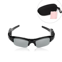 Mini Polarizer Sunglasses Camcorder
