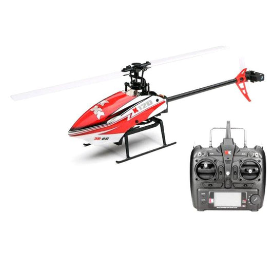 Shuttle 6CH Brushless RC Helicopter