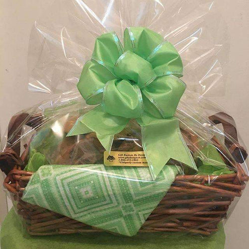 Cookie Basket-5 Sizes Offered - Gift Baskets By Design SB