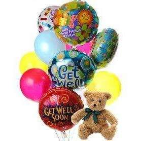 Pick your Occasion W/ Bear - Gift Baskets By Design SB, Inc.