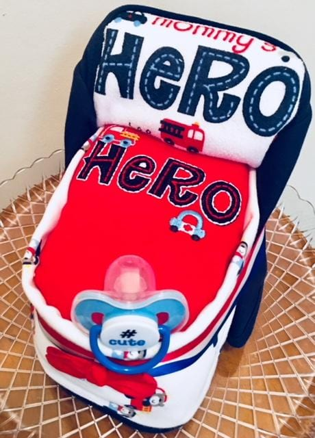 Mommy Little Hero - Gift Baskets By Design SB