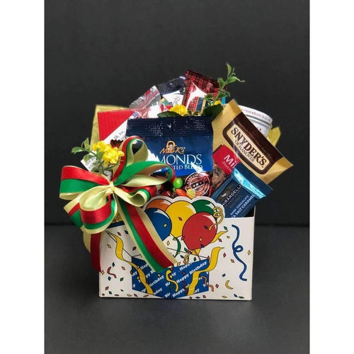 Birthday Treat - Gift Baskets By Design SB