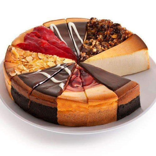 Cheesecake Sampler - Gift Baskets By Design SB, Inc.