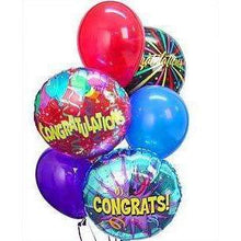 Pick Your 6 Theme Balloons - Gift Baskets By Design SB, Inc.