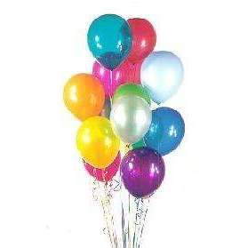 Pearl Latex Balloons- 3 sizes - Gift Baskets By Design SB, Inc.