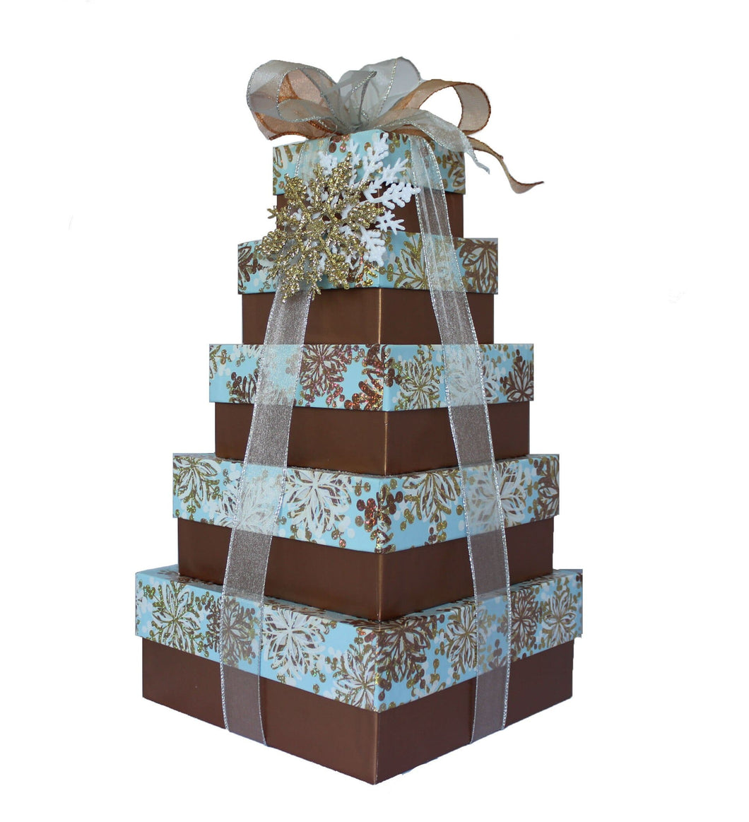 Glistening Tower *New - Gift Baskets By Design SB, Inc.
