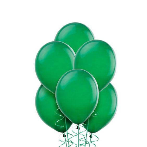 Solid Color Balloon Bouquet* -14 Color Option - Gift Baskets By Design SB, Inc.