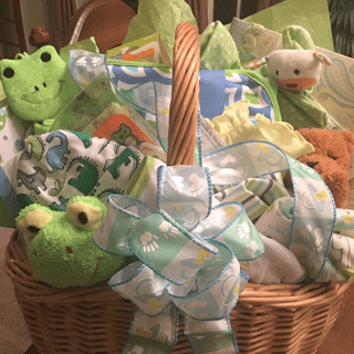 Mummy Little Lamb - Gift Baskets By Design SB, Inc.