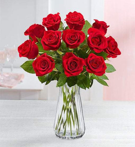 Roses-4 Colors Offered - Gift Baskets By Design SB, Inc.