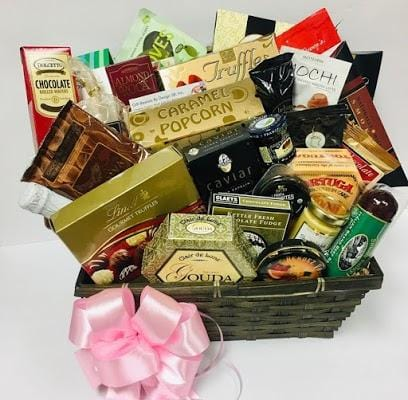 Supreme Treats *New - Gift Baskets By Design SB, Inc.