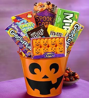Spooky Treats - Gift Baskets By Design SB, Inc.