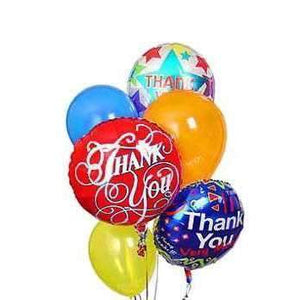 Thank You Balloons - Gift Baskets By Design SB, Inc.