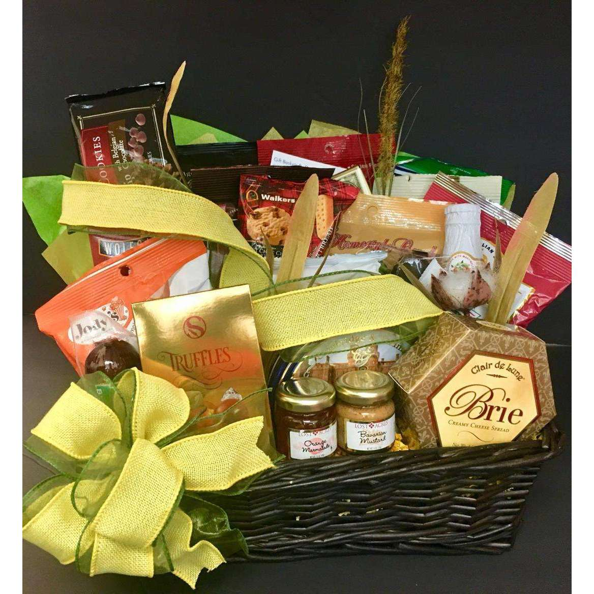 Warmest Sympathy - Gift Baskets By Design SB