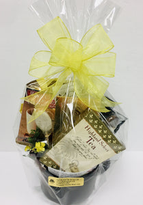 Coffee or Tea Break-2 Colors - Gift Baskets By Design SB, Inc.