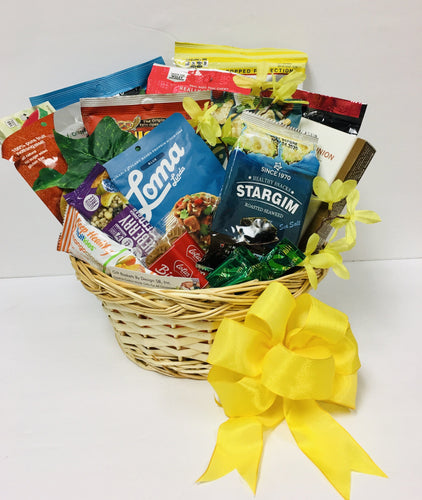 Gluten Free Vegan Delight * New - Gift Baskets By Design SB, Inc.