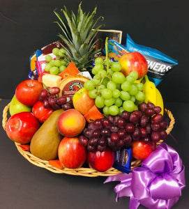 Deluxe Fruit - Gift Baskets By Design SB, Inc.