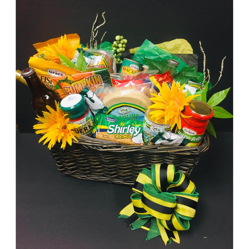 Jamaican Delight - Gift Baskets By Design SB