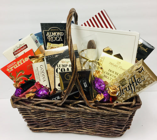 Sweet Treats-3 Size - Gift Baskets By Design SB, Inc.