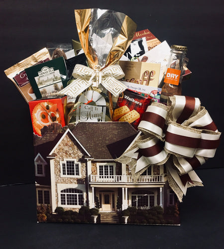 Call it Home-* New - Gift Baskets By Design SB