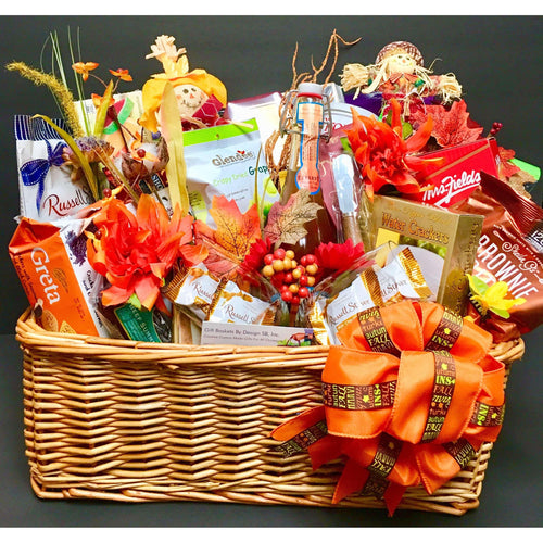 The Feast- Pick your Color - Gift Baskets By Design SB