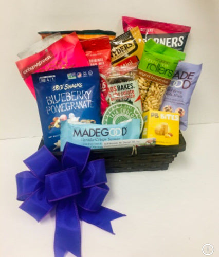 It's Gluten Free Or Dairy Free 2 Options - Gift Baskets By Design SB, Inc.