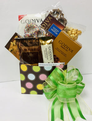 Godiva Galore *New - Gift Baskets By Design SB, Inc.