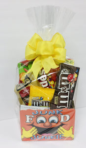 Junk Food Junkie - Gift Baskets By Design SB, Inc.