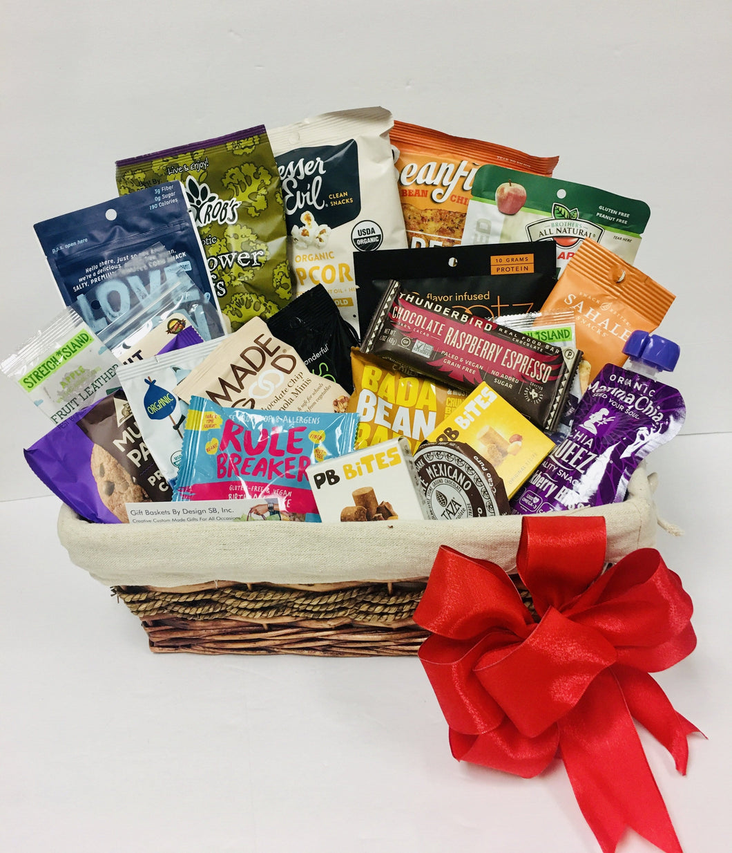 Gluten Free Dairy Free-Supreme 3 Size* New - Gift Baskets By Design SB, Inc.
