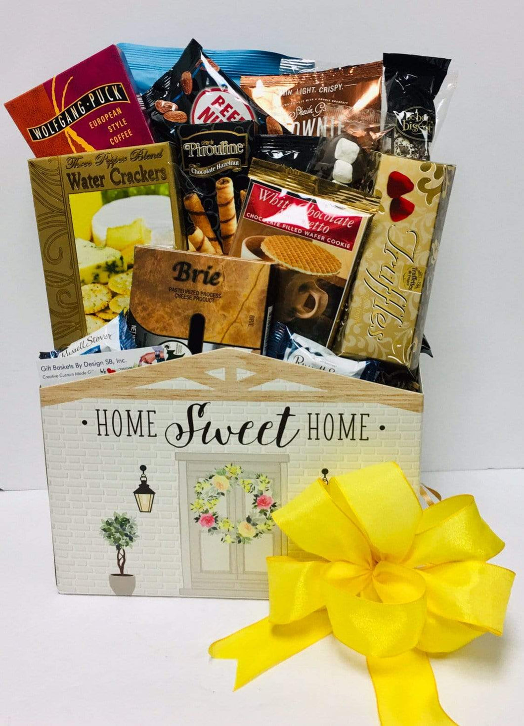 Home Sweet Home*New - Gift Baskets By Design SB, Inc.