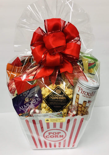 Snack Attack- 3 Size-4 Options - Gift Baskets By Design SB