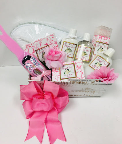 All Natural Spa - Gift Baskets By Design SB, Inc.