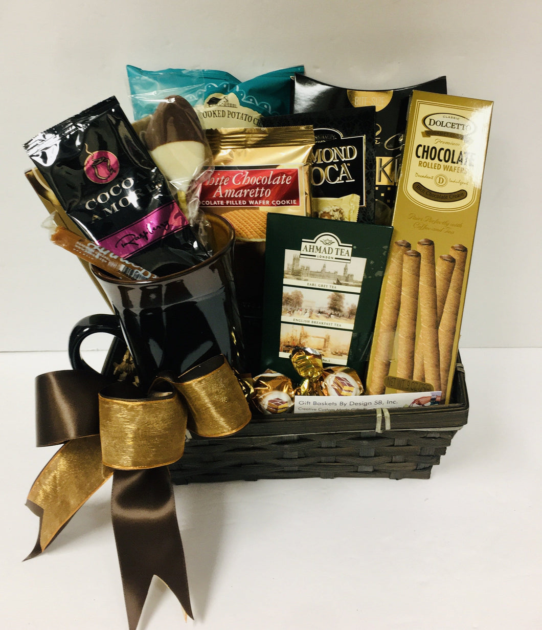 Thinking of U - Gift Baskets By Design SB, Inc.