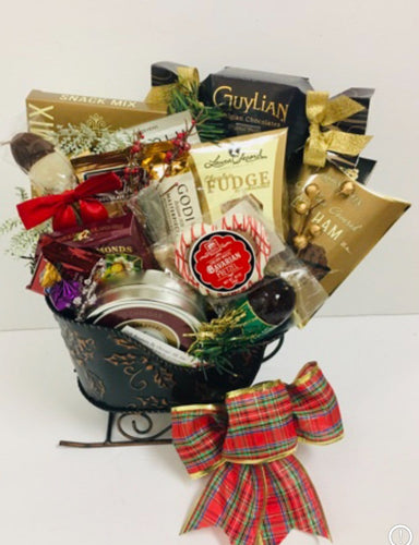 Sleigh Bells-*New - Gift Baskets By Design SB, Inc.