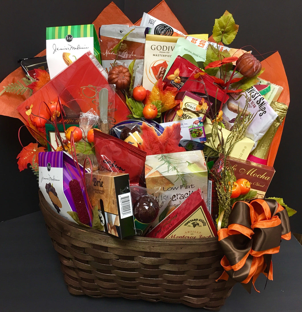 Many Thanks - Gift Baskets By Design SB, Inc.