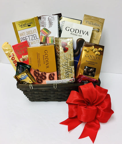 Chocolate Madness - Gift Baskets By Design SB, Inc.