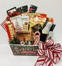 Seasons Greeting - Gift Baskets By Design SB, Inc.