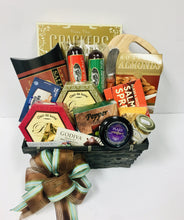 Meat & Cheese Treat-3-Sizes - Gift Baskets By Design SB, Inc.