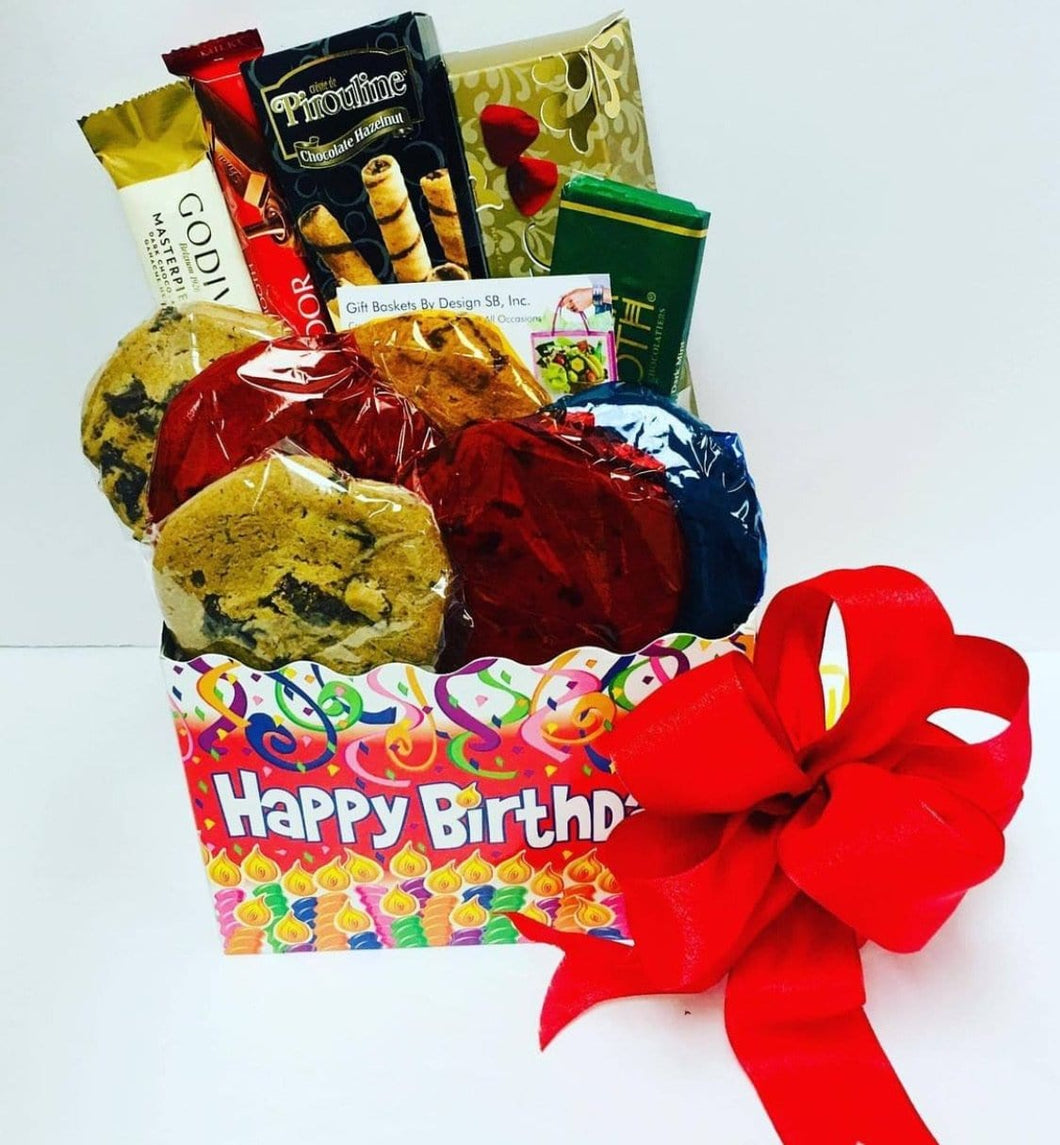 It's My Birthday *New - Gift Baskets By Design SB, Inc.