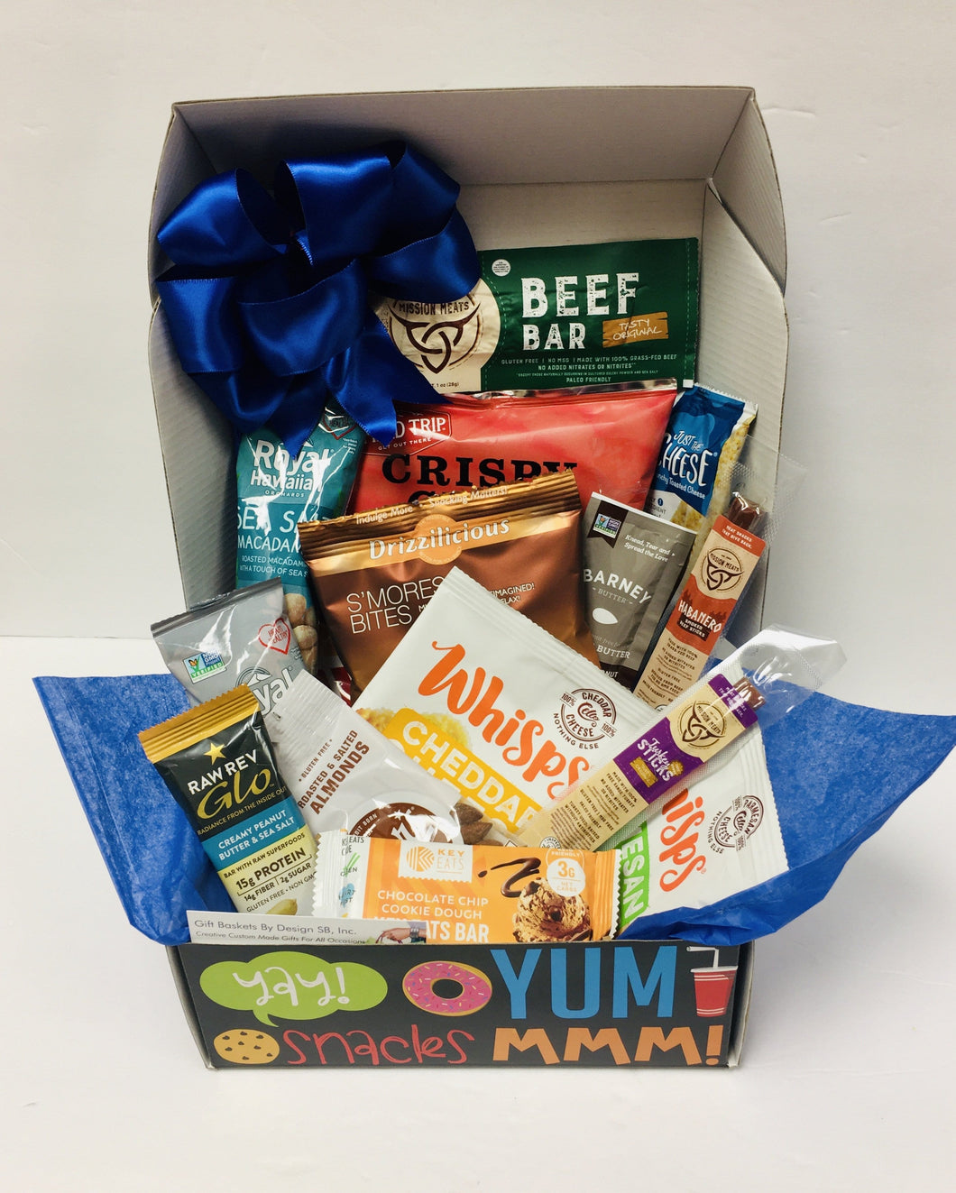 Keto Snack Pack *New - Gift Baskets By Design SB, Inc.