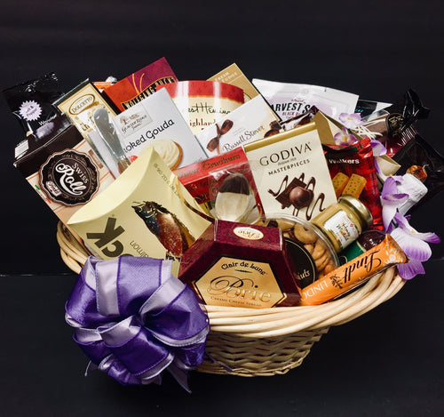 Bountiful Gourmet-2 Size - Gift Baskets By Design SB, Inc.