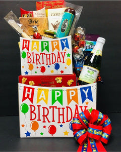 Unique Birthday-2 Style - Gift Baskets By Design SB, Inc.