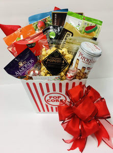 Snack Attack- 3 Size-4 Options - Gift Baskets By Design SB, Inc.