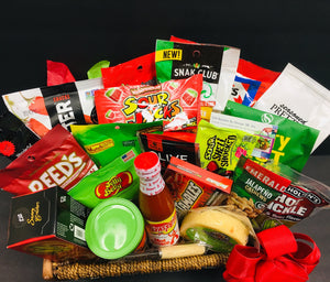 Hot & Spicy - Gift Baskets By Design SB, Inc.
