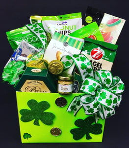 Happy St. Patty - Gift Baskets By Design SB, Inc.