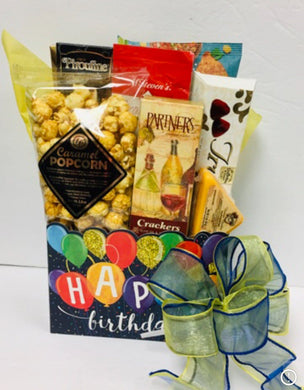 Birthday Wishes *New - Gift Baskets By Design SB, Inc.